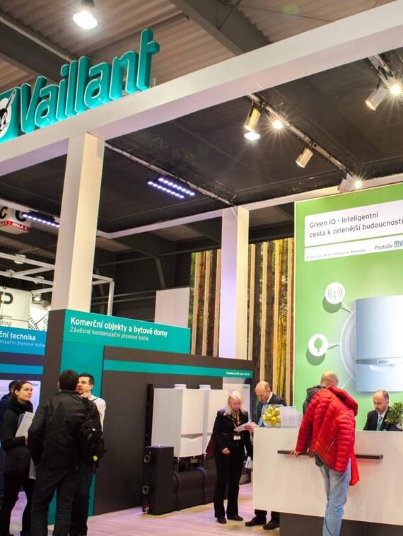 Kondenzační plynové kotle Vaillant