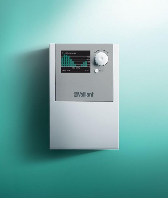 Solární diferenční regulátor auroMATIC 570