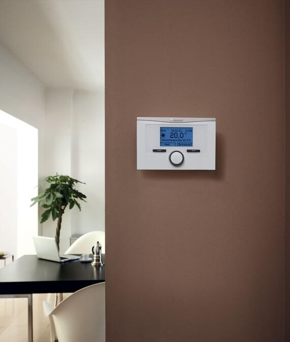 Prostorový termostat calorMATIC 350 f