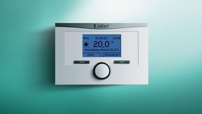 Prostorový termostat calorMATIC 350