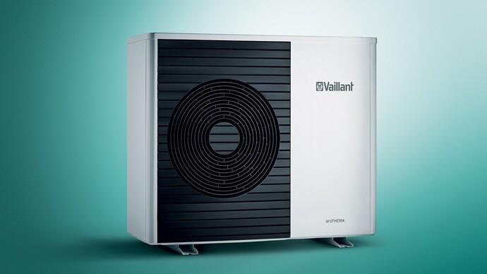 Tepelné čerpadlo aroTHERM Split 3-12 kW