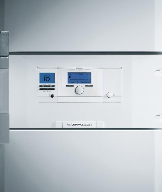 flexoCOMPACT exclusive tepelné čerpadlo Vaillant
