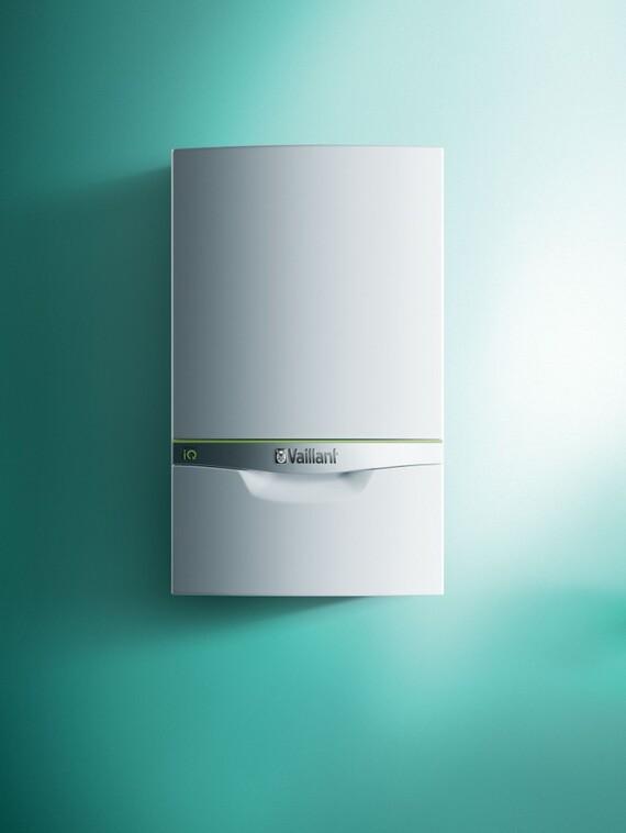 Závěsný kondenzační plynový kotel ecoTEC exclusive