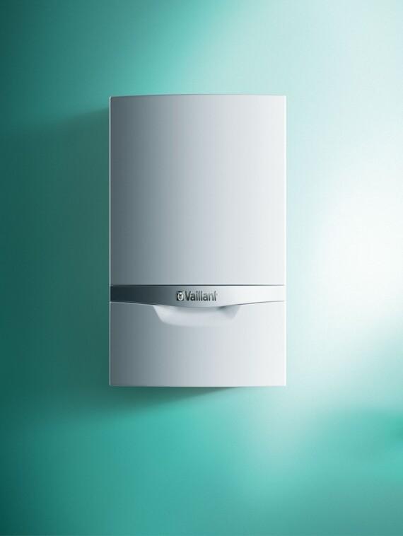 Závěsný kondenzační plynový kotel VU ecoTEC plus (46 - 65 kW)