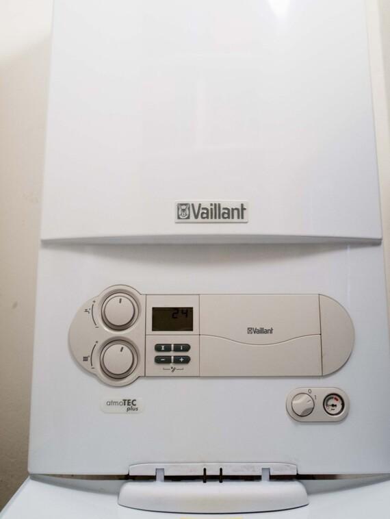 atmoTEC Vaillant plynový kotel