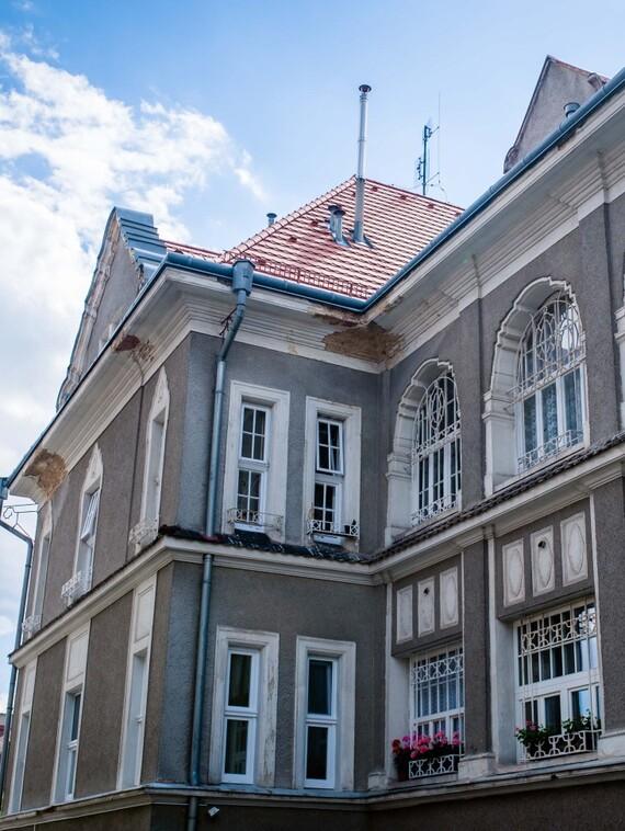atmoTEC Vaillant plynový kotel v bytovém domě