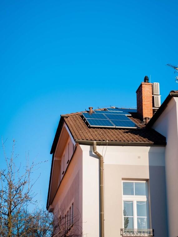 Solární systém auroSTEP plus